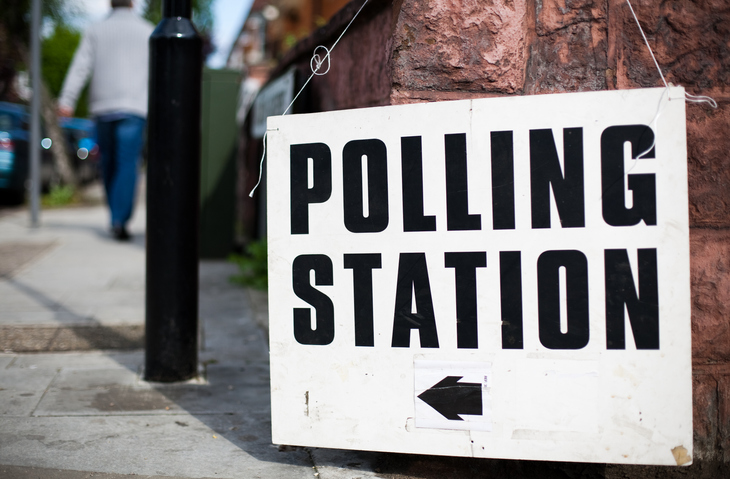 Polling Stations App Image